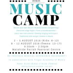 @FingalNews MUSIC CAMP at Fingal Academy of Music: 2 courses in August for kids and teens. #Fingal #Malahide #dublin https://t.co/pdoIlYvkk1