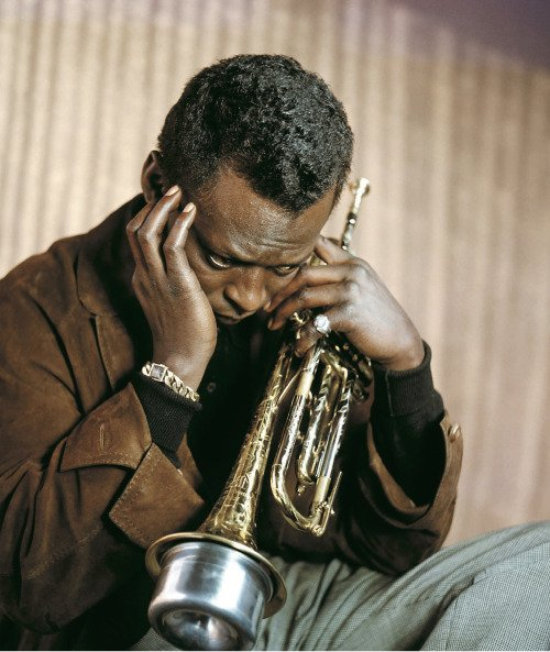 Happy birthday to Prince Of Darkness, the great Miles Davis (May 25, 1926 - September 28, 1991).
