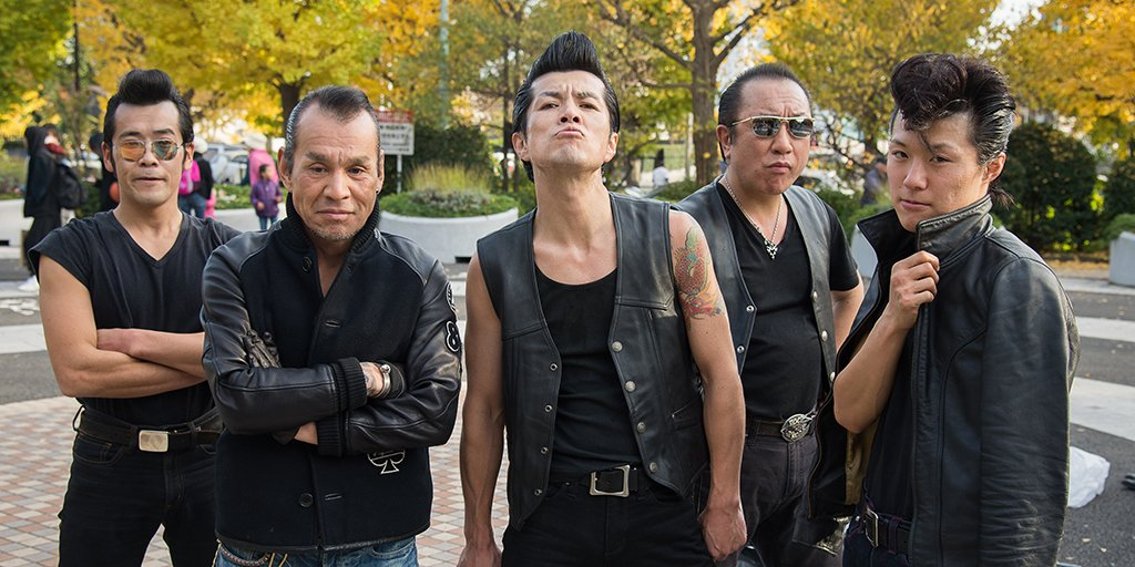 Get a glimpse of the rockabilly scene in Tokyo: