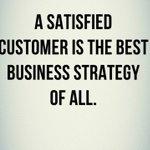 A Satisfied Customer is the Best Business Strategy of All #Leeds #Harrogate https://t.co/HSTcPMC0Vw