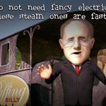 Malcolm Turnbull visits Puffing Billy to outline his NBN policy #ausvotes https://t.co/xcxpM2xaid