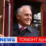 Full steam ahead for the PM, promising a multi-million dollar makeover for Puffing Billy. @ccroucher9 in #9NewsAt6 https://t.co/mY1I8GRz2x