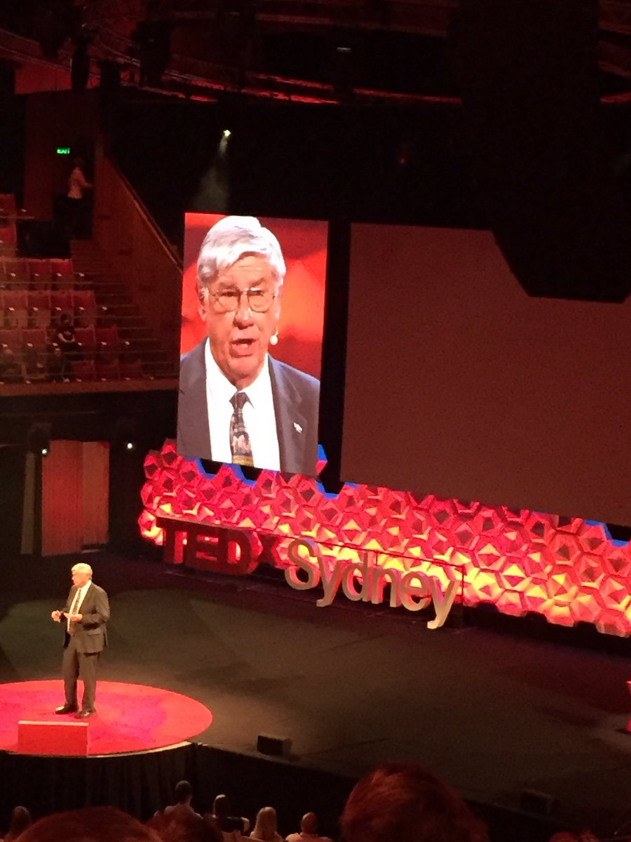 Ray Dearlove's passion for the protecting the future of the global rhino population is admirable #tedxsydney https://t.co/yujWjuUJcm