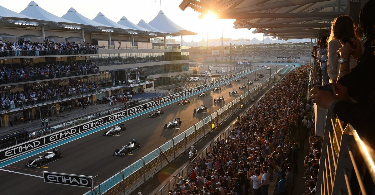 Don't miss out on the AbuDhabiGP 30% Early Bird Discount ending 31 May!  Book here: