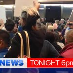 TONIGHT: Why riot police were called to the newly-formed Inner West Council meeting. @eddy_meyer in #9NewsAt6 https://t.co/kLGHGkfw1j