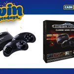 Its #WinWednesday time again! RT & follow for the chance to #WIN this brand new Mega Drive console! Winner at 5pm. https://t.co/7U4o3CVJsX