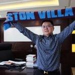"""Tony Xia tells me Villa Park will not be renamed. Says he is a Villa fan """"forever"""". #avfc https://t.co/sMxCxQlYzk https://t.co/y2olwy9Vp8"""