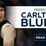 Will the Blues swing the axe to face Geelong this weekend? PREDICTED 22 | https://t.co/mNM9UjLPZH https://t.co/rM8CAfXwlw