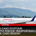 """#ultimora Svolta sul caso Egyptair: """"Abbattuto perché trasportava la verità sul caso Regeni"""". https://t.co/fGpyJQ0nwn"""