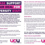 Solidarity with @ucu members taking action today for #fairpayinhe This explains why their action is necessary https://t.co/NJRr6UkjJ3
