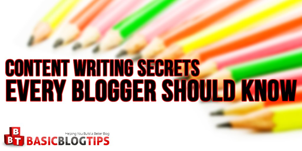 7 Secrets Every #Blogger Should Know About Writing Great Content https://t.co/wThu20ebJa #blogging #contentmarketing https://t.co/BV8XeORYGg