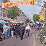 Zaterdag is er weer Zomerfestival in de Weimarstraat en dat is dit jaar groter dan ooit!  https://t.co/Yg85ASIEtO https://t.co/r7xjFOtYER