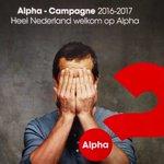 Houdt de Alpha Campagne is in de gaten. Het wordt een avontuurlijke reis #tryalpha #enschede #isermeer #alphacursus https://t.co/nuwsxMksSs