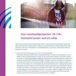 Voorbeelden sluitende aanpak 18-/18+ jongeren: Leeuwarden, Ldam-Voorburg, Rdam, Zaanstad https://t.co/BIBW2KJKeG https://t.co/9EAsHURHRS