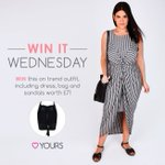 #winitwednesday Fancy winning this gorgeous outfit? Follow us &RT this post to enter! x https://t.co/NA6PaqGI4J