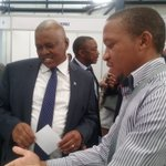 ACTING PRESIDENT @OfficialMasisi AND CABINET MINISTERS TOUR YOUTH BUSINESS EXPO STALLS https://t.co/aWMQ4ShLkG
