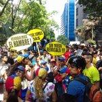 Así se desarrolla concentración desde El Rosal, en Chacao. #TSJvsPueblo https://t.co/OYfpBnzEye