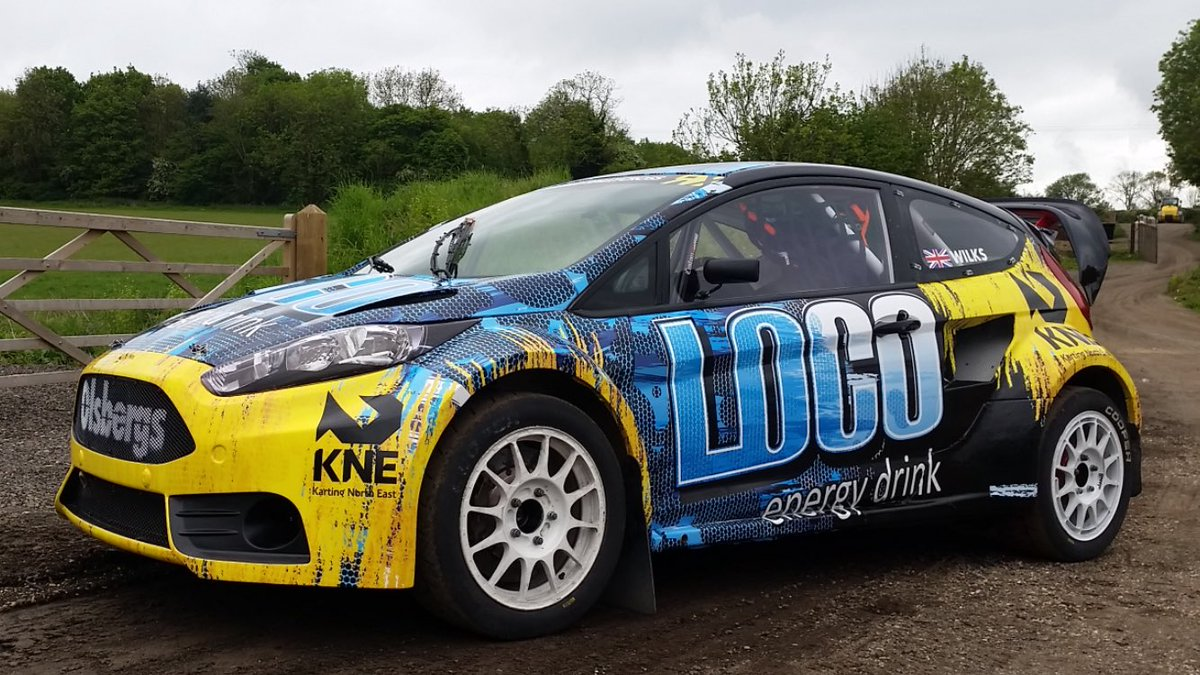Here it is! @LocoEnergyDrink @KNE_Official @FIAWorldRX #rallycar #rallycross #energydrink #karting https://t.co/VGGE7XJWcn