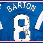 .@Joey7Barton is here & we are #GoingFor55 – renew by Jun 3 https://t.co/Gw95IgIN8b  Follow & RT to win this shirt! https://t.co/OtK4iF7jf7