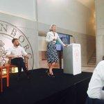 Eva Berneke: Data er vigtigste råstof for EU-mester i digitalisering -DK! #StærkereDK https://t.co/ANjN4kY3JQ