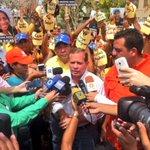 """""""Seguiremos defendiendo nuestro derechos, seguiremos exigiendo respeto"""" @JuanPGuanipa #TSJvsPueblo https://t.co/yLDvBigxhK"""