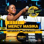 A few more days to go to this years Groove awards. I have been nominated in 2 categories. #VoteForMercyMasika https://t.co/v5AQW6Zh01