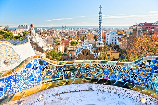 Starting today, non-stop flights to Barcelona via @United