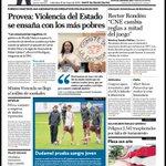 CNE cambia reglas a mitad de juego. Título en la primera página de hoy del diario El Nacional: https://t.co/voXZ4DZaqi