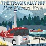 In support of the 14th studio album release, the Man Machine Poem Tour will start July 22. https://t.co/bnOogVT3Lk https://t.co/05c1kebPpq