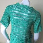 SWEATER, Crochet sweater, short sleeve bolero, summer sweater,… https://t.co/uqAvE6DI4D #musicfestivals #CrochetVest https://t.co/frJkKLH9hr