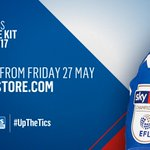 The 2016-17 home shirt will also be available to pre-order from Friday 27 May >>> https://t.co/thrmHMBRKp #wafc https://t.co/Kf5TGmCnJ9