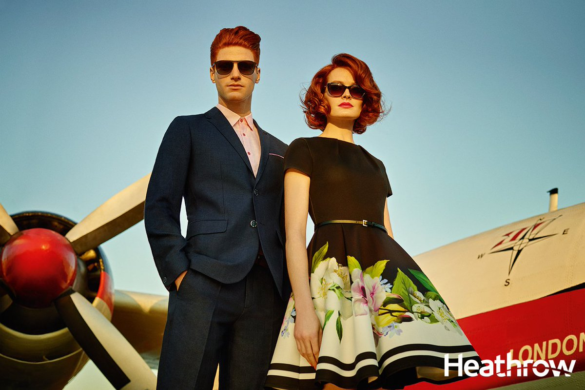Check-in and check out @ted_baker's SS16 collection, for your first-class holiday wardrobe: