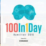 What have you got planned for @100in1DayHam on June 4? #HamOnt https://t.co/y6OmQLgRfB