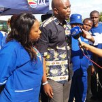 @MmusiMaimane being interviewed by SABC in Nkomazi. Change is coming to our country #VoteForChange https://t.co/Gijpuycuov