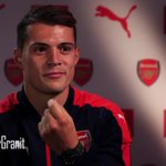 "Xhaka: ""In Germany the referee always blows his whistle, but in England that's not the case. That's better for me."" https://t.co/1tILKrf46C"
