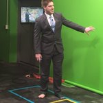 @WebbWeather rocking his 1 sock! Send us your pics with #RockOneSock #MissingChildrensDay https://t.co/OmwYkML34s