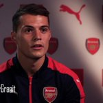 """Xhaka on comparisons: """"I don't know if I'm a young Schweinsteiger, I'm another player. I am Granit Xhaka."""" https://t.co/6nu00piOmV"""