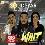 """""""SolidStar"""" unveils another master piece on Friday... Wait Refix; are you ready?? https://t.co/LfpFH7ec54"""
