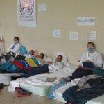 Médicos tienen 48 horas en huelga de hambre para exigir mejoras en sector salud https://t.co/CM1HiRB14H https://t.co/ejqRIuOwgC