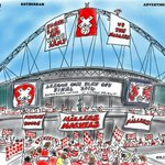 AMAZING DAY ;-) @rotherhamtiser @rothtisersport @Rotherhamis #RUFC #rotherham #wembley https://t.co/M7m61jr0QP