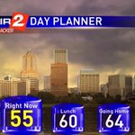 Were looking at another dry day before wet weather returns - your full forecast #LiveOnK2: https://t.co/kkMrAdno6U https://t.co/Ko6JwnMoPB