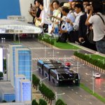 """The future: Chinas giant """"lane-straddling"""" bus.  We need to stop stealing votes & beating protestors and focus https://t.co/oEDQa7qkhf"""
