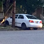 Alert: car crash into fence/tree/pole, has 1 lane wb Burnside blocked @ 65th Ave. No injuries #LiveOnK2 #pdxtraffic https://t.co/HUsy54Rxhs