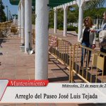 #ElPuerto El tripartito acomete el arreglo del Paseo José Luis Tejada https://t.co/bgs9VaXw6I https://t.co/6l4iO3ORYN