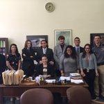 Weehawken High School seniors on Student Takeover Day! #stod16 @ZywickiR https://t.co/qtxvxrcOGx