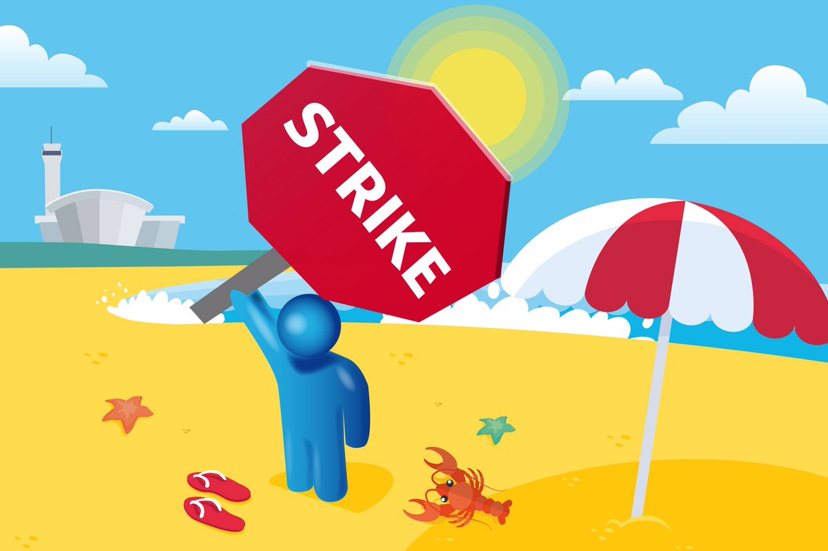 RT @A4Europe: New strikes in France .. Summer of disruption?