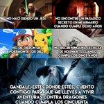 Gandalf, no me falles. #OrgulloFriki https://t.co/N0OAsgICou