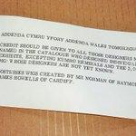 "From collections @Amgueddfa_Lib - ""Cymru Yfory Wales Tomorrow"" exhibition [1969] groovy catalogue #FavMusObject https://t.co/A4db9Vnsxf"