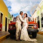Vivan los novios! #destinationwedding #Campeche @CampecheTravel1 @SECTURCampeche @explora_cam #weddingwednesday https://t.co/wPoSXQjA1k