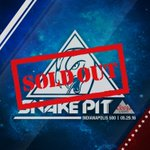 We tried to warn you... The 2016 #Indy500SnakePit by @CoorsLight is SOLD OUT!   See ya in 4 days!! https://t.co/6nwlQwXNvD